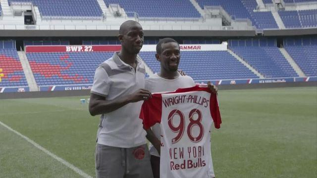Shaun Wright-Phillips: Red Bulls 'a family'