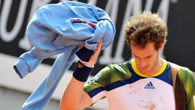 French Open - Andy Murray withdraws from Roland Garros