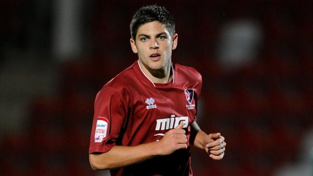 League Two - Cheltenham terminate Andrew contract
