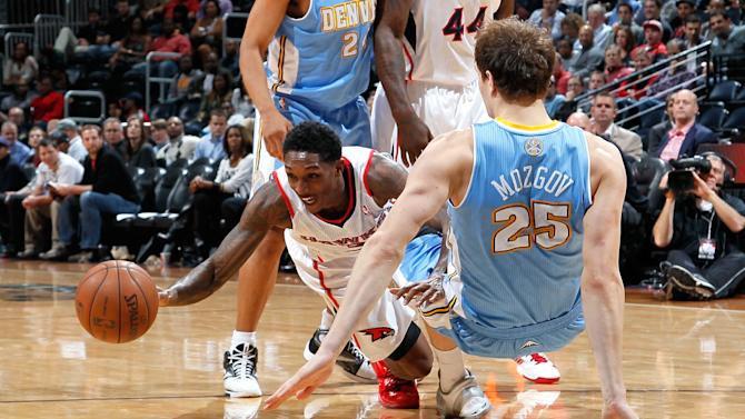Denver Nuggets v Atlanta Hawks