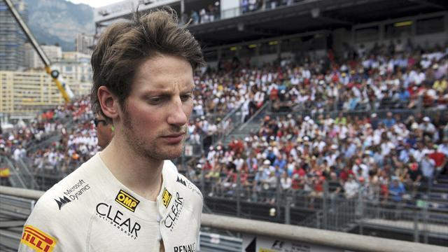 Formula 1 - Grosjean glad he stayed quiet over pay