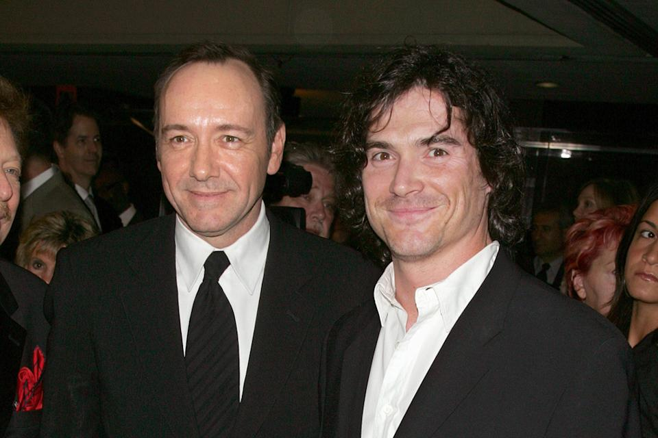 Billy Crudup Kevin Spacey 2007