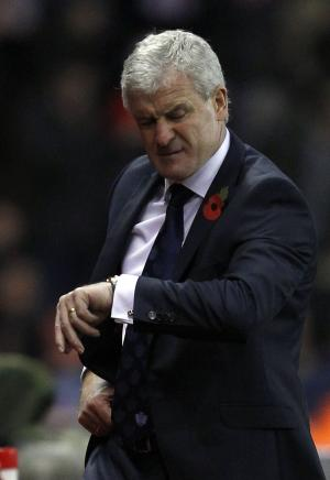 Mark Hughes believes stability is what QPR needs to enjoy long-term success