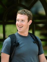 Facebook CEO Mark Zuckerberg, seen here as he heads to the Allen & Company Sun Valley Conference, on July 11, in Sun Valley, Idaho. Facebook reports its first earnings as a public company on Thursday in an announcement that will be closely watched for signs of whether the social media giant can deliver on its financial promise