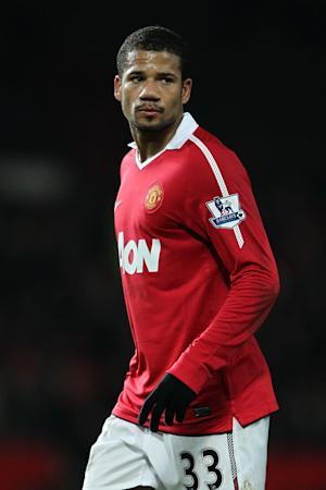 Bebe's late strike earned Manchester United a draw