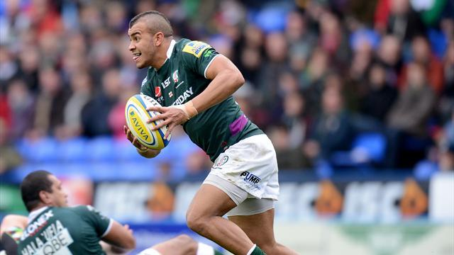 Rugby - England centre Joseph leaves London Irish to join Bath