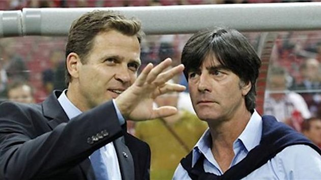 Football 2011 Germany Bierhoff Löw