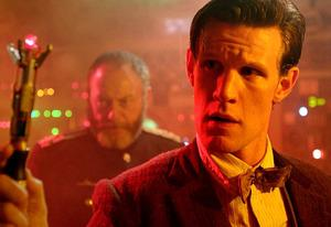 Matt Smith | Photo Credits: BBC America