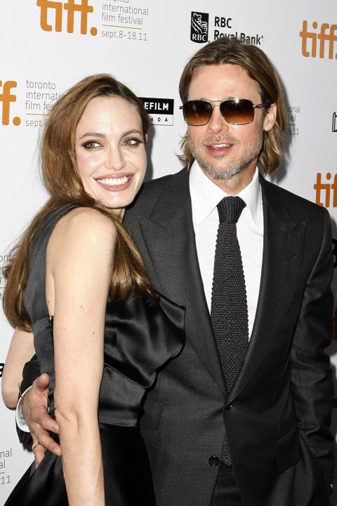 ***File Photos***  MANAGER CONFIRMS PITT & JOLIE ARE ENGAGED BRAD PITT's manager has confirmed reports suggesting he has asked longtime partner ANGELINA JOLIE to be his wife.   The news comes two days