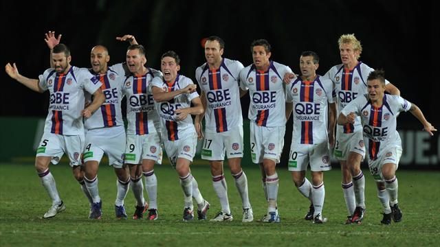 World Football - Perth Glory owner 'blindsided' by Champions League reductions