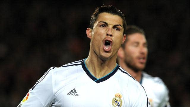 Liga - Ronaldo agrees new Madrid deal?