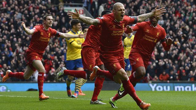 Premier League - Wenger: Liverpool thrashing was an 'accident'