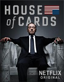 David Manson Joins Netflix's 'House Of Cards' As Executive Producer