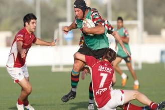 Harlequins down Doha to maintain Gulf Top Six supremacy