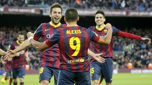 Liga - Zamorano: Alexis can get even better