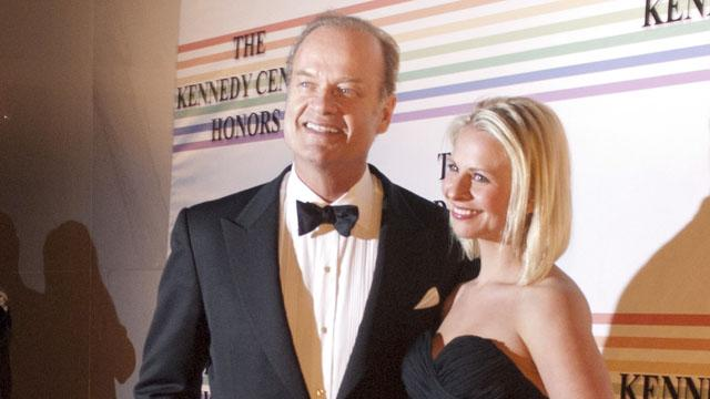 Kelsey Grammer Having Twins!