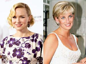 "Naomi Watts: Playing Princess Diana Was ""High Pressure"""