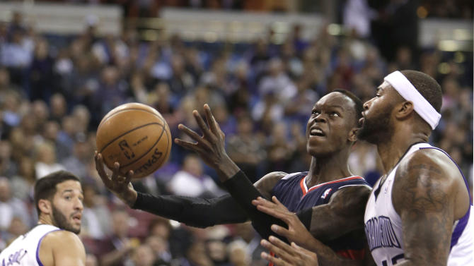 Hawks rookie Dennis Schroder suspended for a game