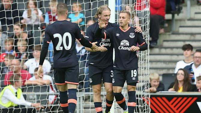 Everton and Burnley win as Hull are held