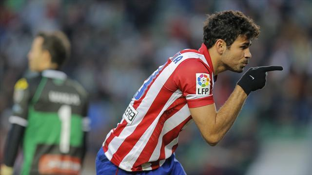 Liga - Atletico Madrid v Real Valladolid: LIVE