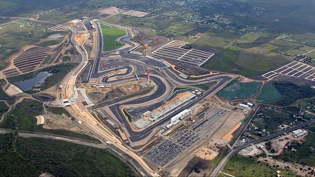 Motorcycling - MotoGP stars set for Texas bow