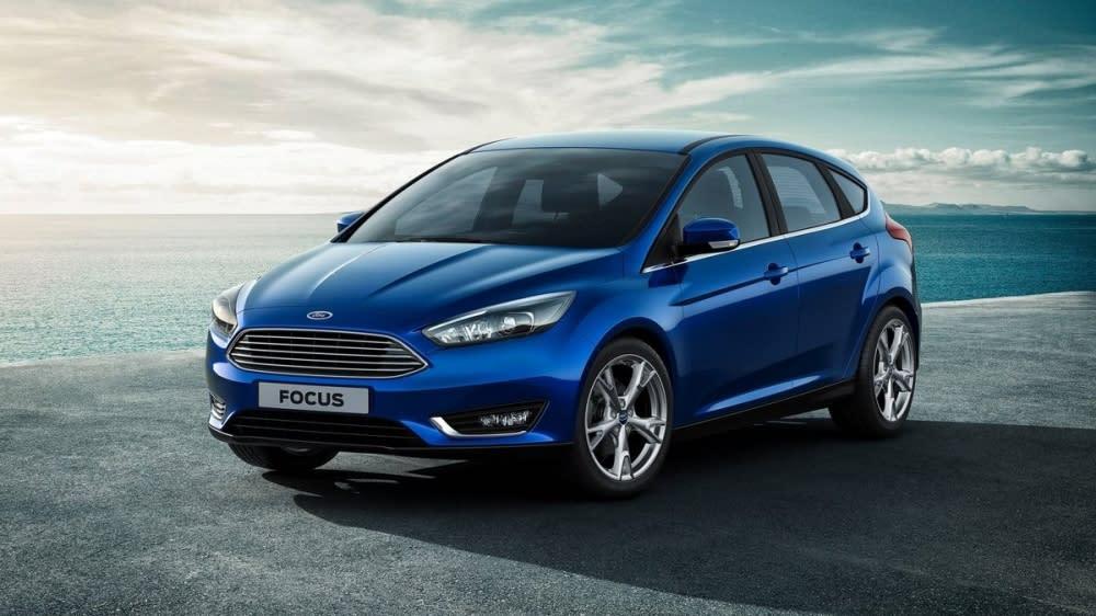 2015年第3季上市 Ford Focus聚焦家族風