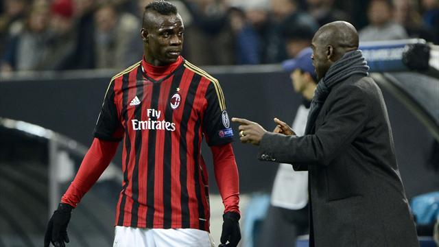 Serie A - Balotelli 'a serious doubt' for Juventus clash