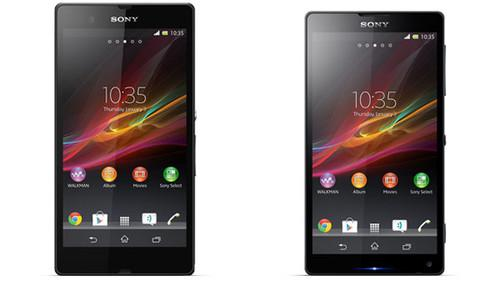 Sony Xperia Z and ZL get early picture reveal. Phones, Mobile phones, Android, Sony, Sony Mobile, Sony Xperia Z, Sony Xperia ZL 0