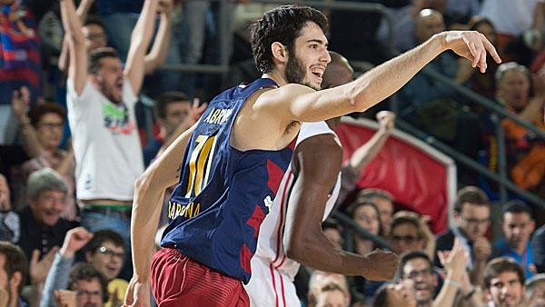 Basketball: Abrines erhält Rising Star Trophy