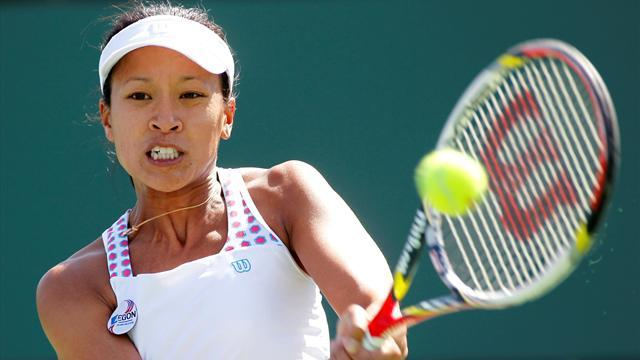 Tennis - Anne Keothavong retires from tennis