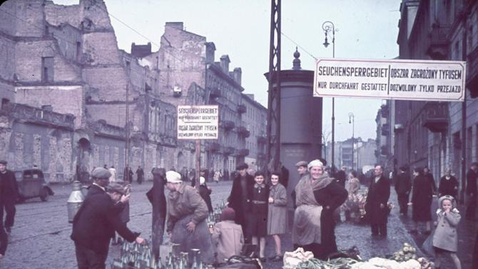 Warsaw ghetto
