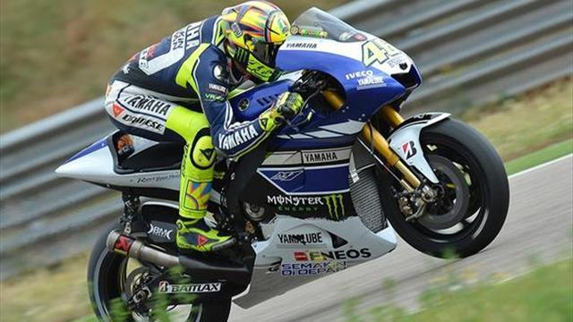 Motorcycling - MotoGP Assen: Rossi keen to try new brake setup
