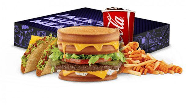 Over the Top Fast Food Creations