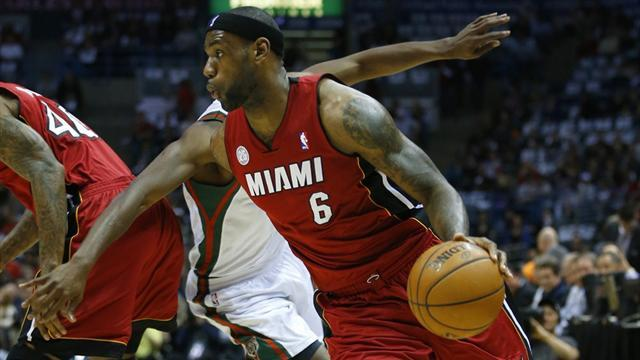 Basketball - Heat move to within game of series win