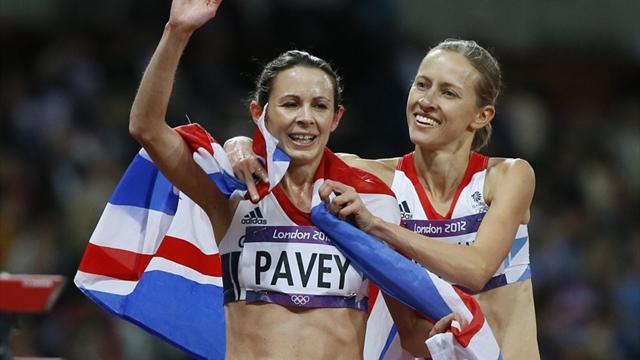 Pavey aims for marathon