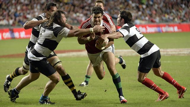 Lions Tour  - Welsh contingent lead Lions to big opening win