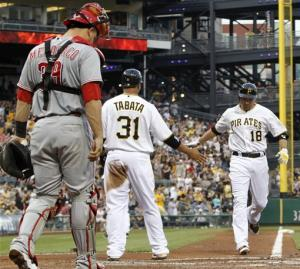 McDonald strong again as Pirates top Reds 3-2