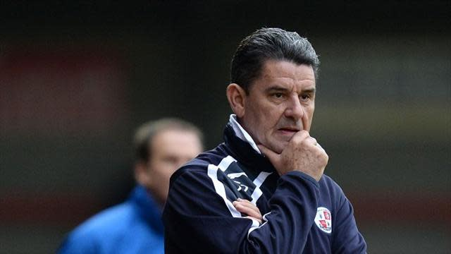 League One - Gregory: We should have won