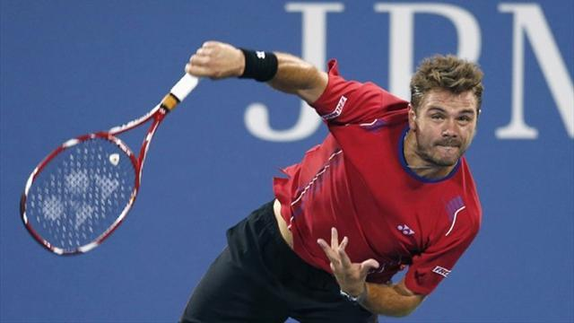 US Open - Murray expects Wawrinka to cause headaches in quarters