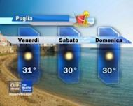 Meteo Spiagge week-end