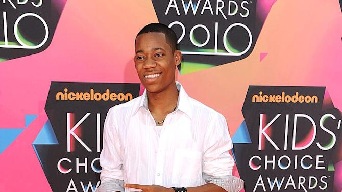 Williams Tyler James Kids Choice Awards