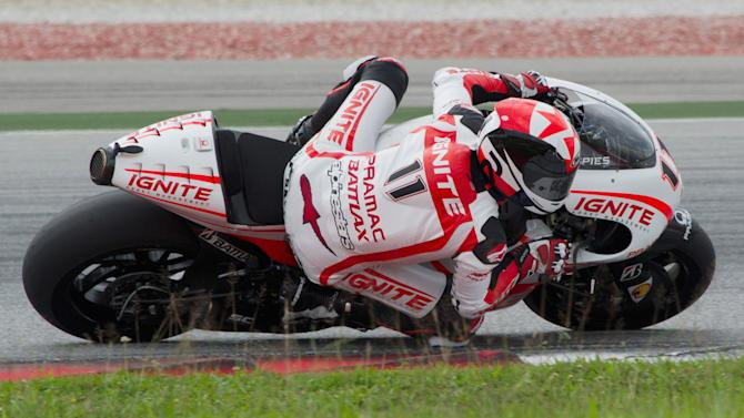 MotoGP Tests in Sepang - Day Two