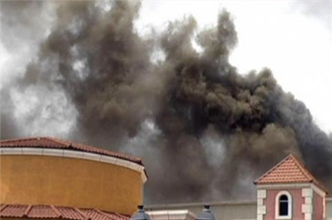 Families of Doha mall fire victims seek trial