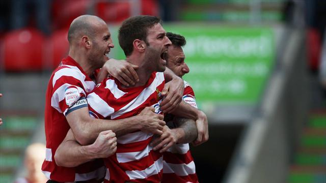 Championship - McCombe blow for Doncaster Rovers