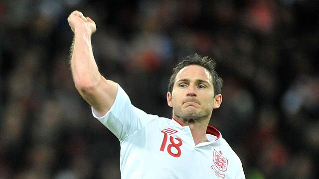 World Cup - Lampard targets Brazil 2014