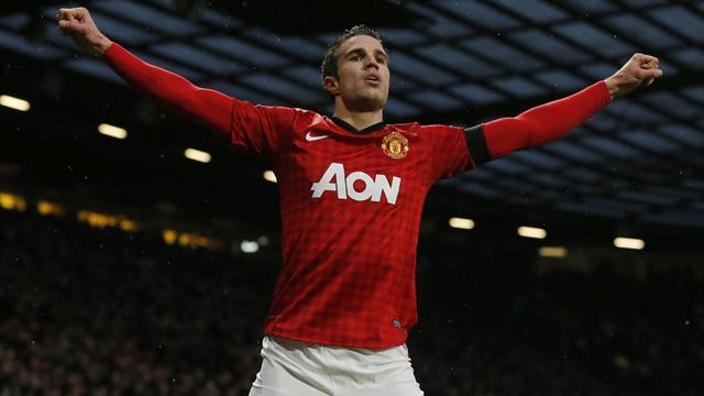 Premier League - Player Ratings: RVP is Manchester United's star man