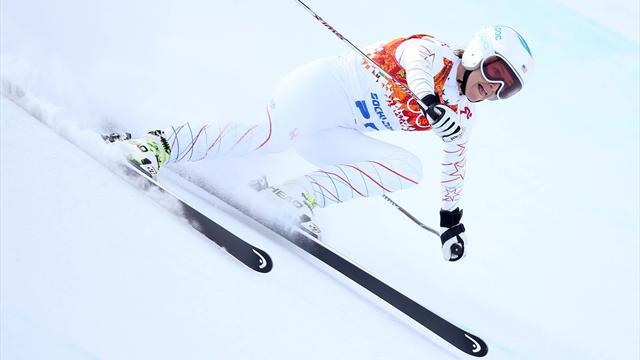 Alpine Skiing - Mancuso not done with medals yet