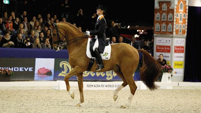 Equestrianism - Herning to be equestrian epicentre for five days