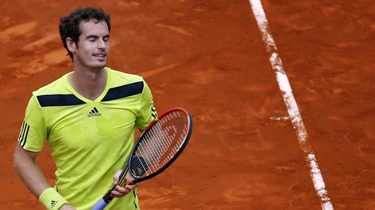French Open - Murray faces Golubev, Nadal, Serena handed tricky draws