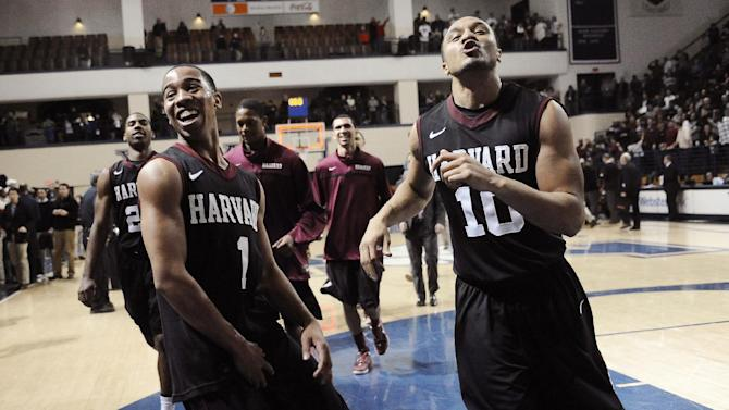 Harvard beats Yale 70-58 to earn NCAA berth